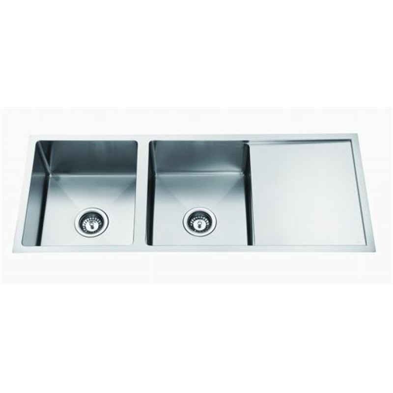 D99R-B Square Kitchen Sink 1150*450*240mm
