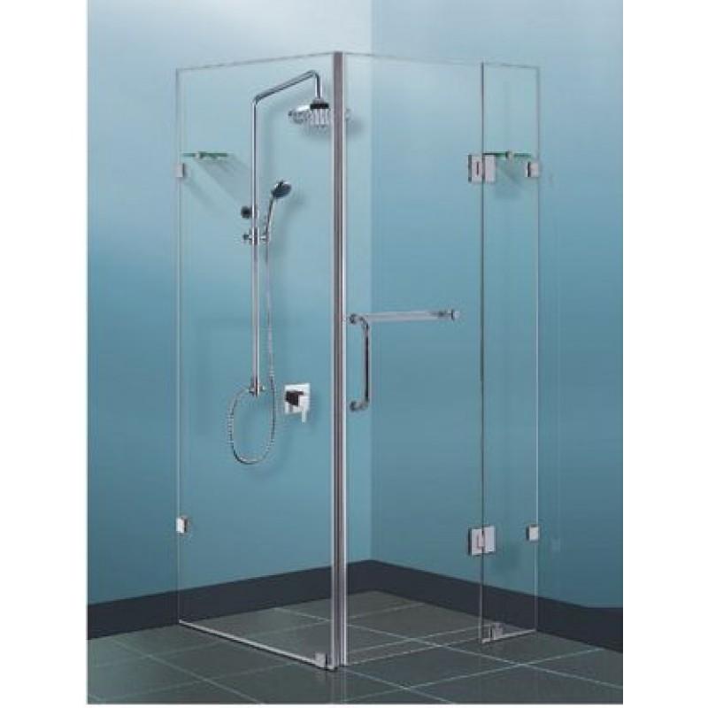 ML230 Square Shower Screen