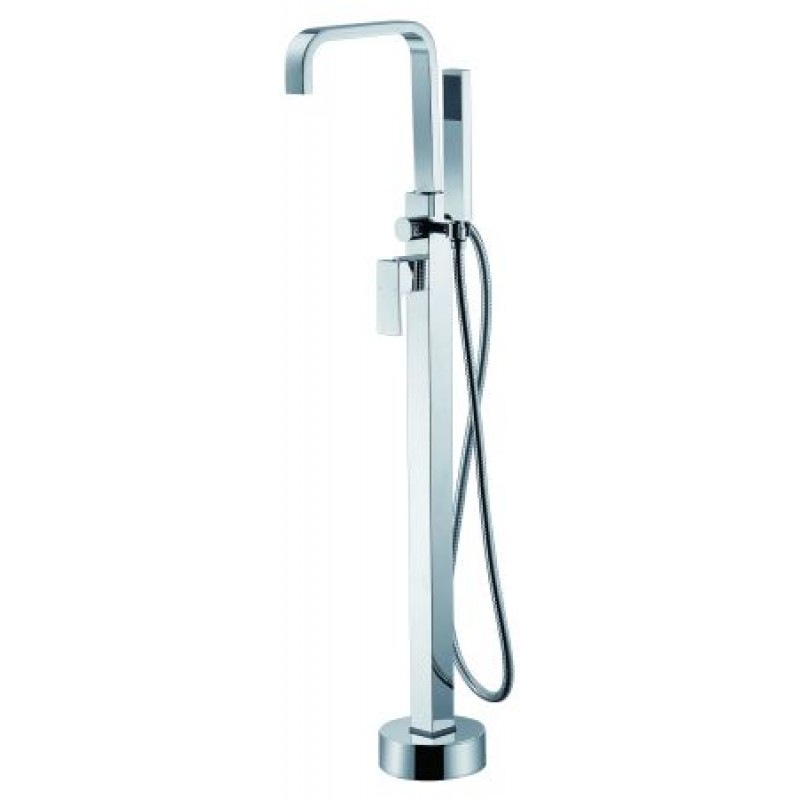 K521 Free Standing Bath Mixer with Shower