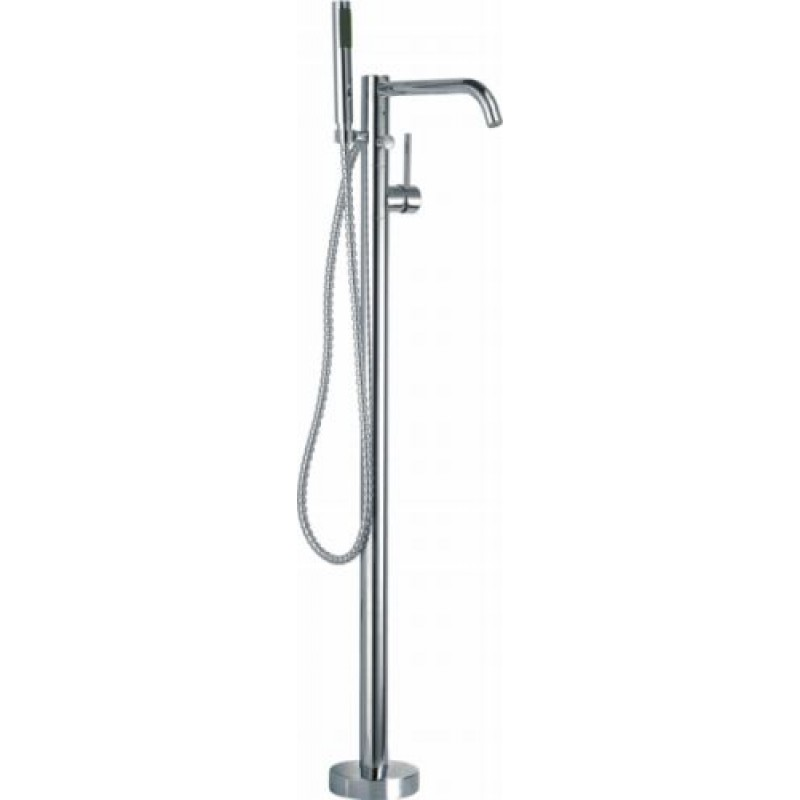 K524S Free Standing Bath Mixer with Shower