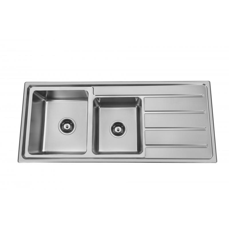 D116 Kitchen Sink 1160*500*200mm