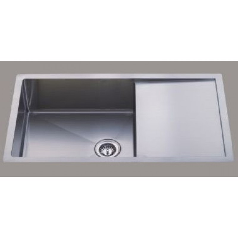 D22R Square Kitchen Sink 980*450*240mm