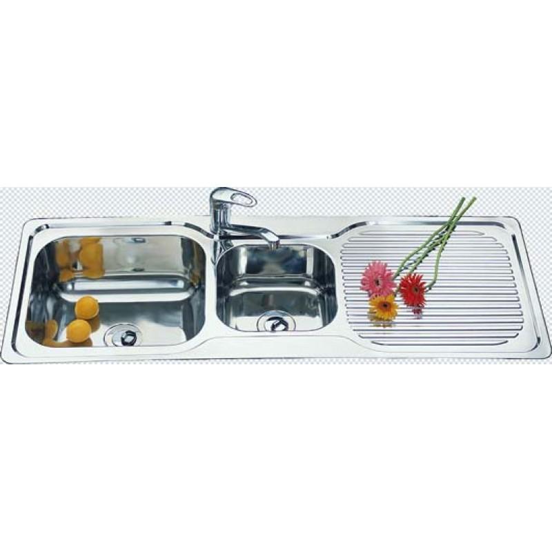 FD123K Kitchen Sink 1225*465*180mm