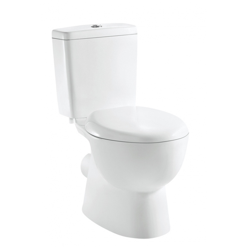 WAVERLY-P Toilet Suite