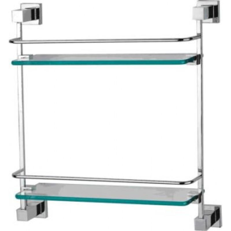 8312 Double Glass Shelf