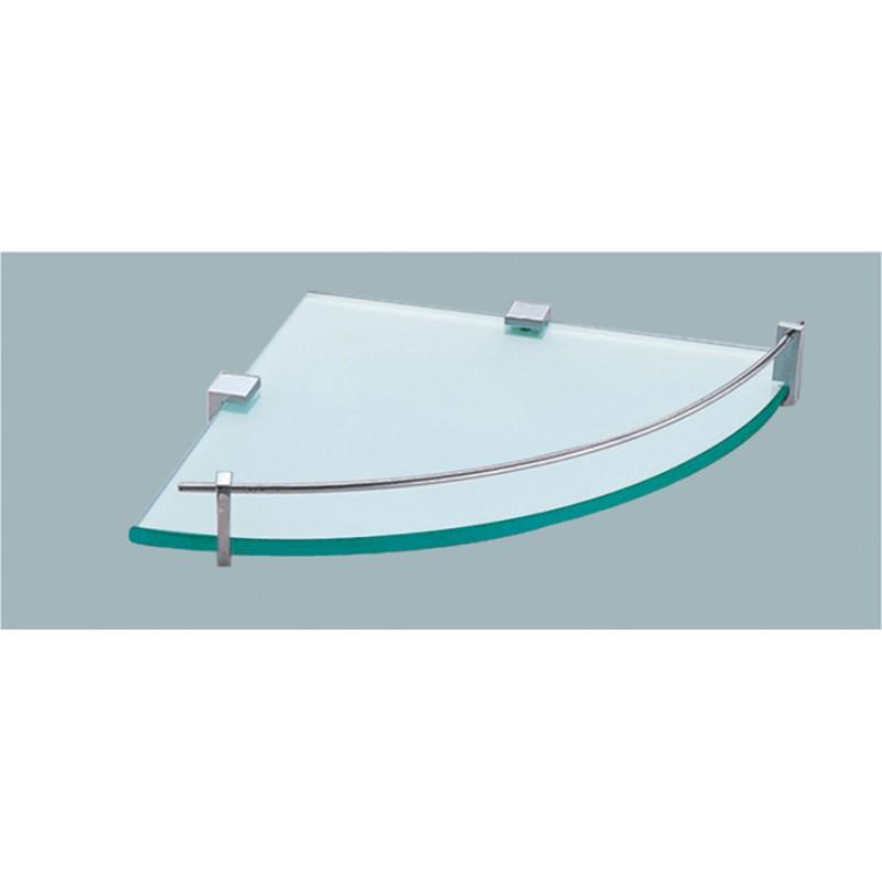 H9016 Corner Glass Shelf