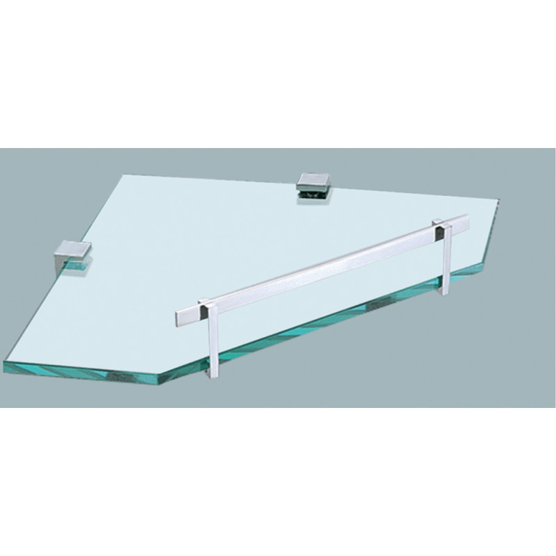 H9017 Corner Glass Shelf