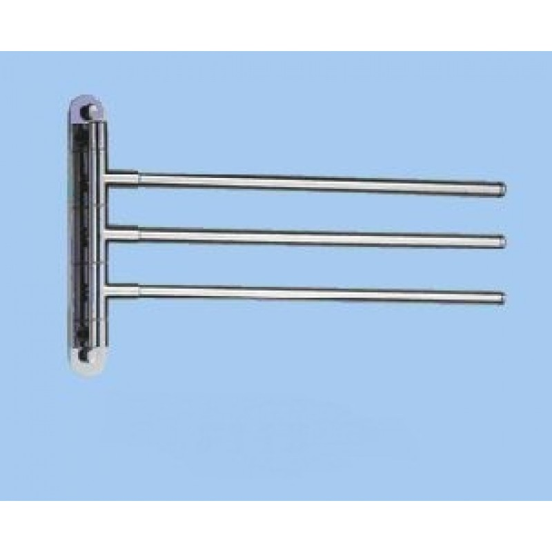 F113 Swivel Towel Rail