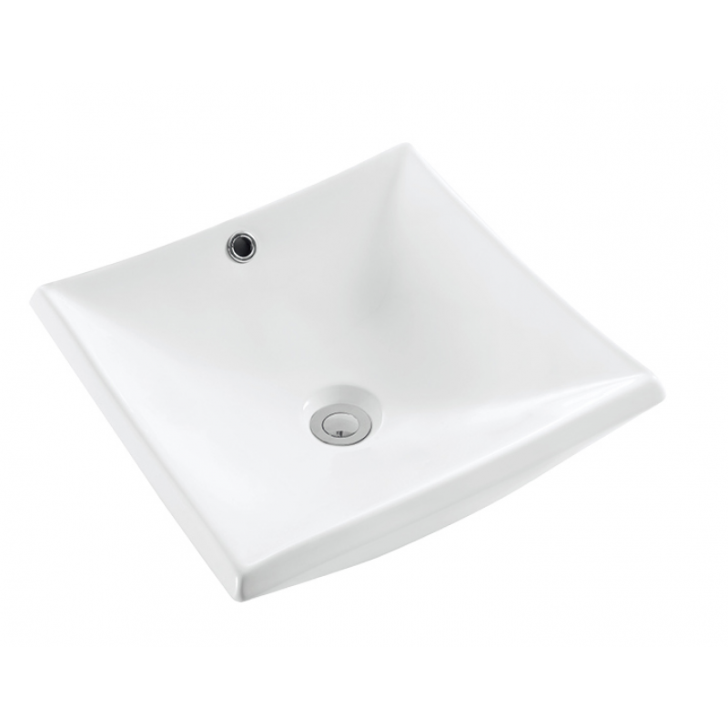 TB332 Above Counter Basin  420*420mm