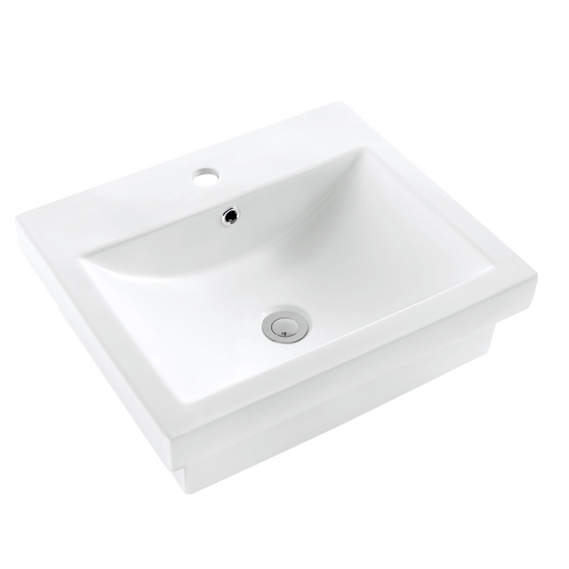 TB208 Above Counter Basin 540*450mm