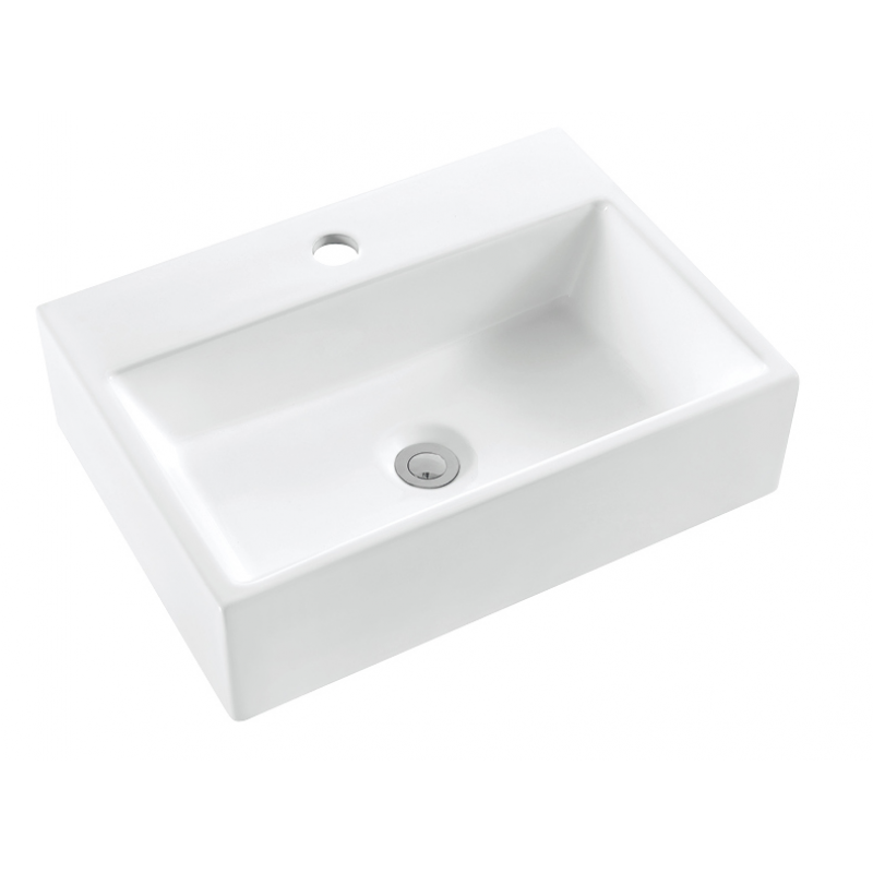 TB254 Above Counter / Wall Mounted Basin 490*350mm