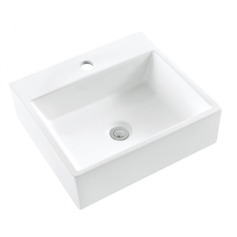 TB257 Above Counter / Wall Mounted Basin 430*395mm