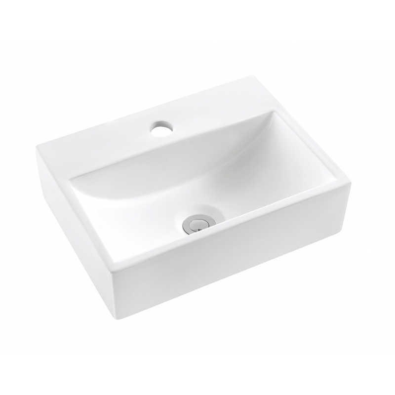 TB865 Above Counter / Wall Mounted Basin 400*300mm