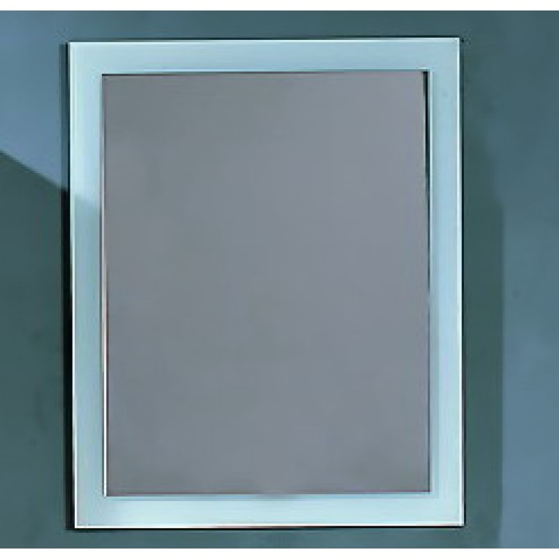 OT-121 Mirror on Painted Glass
