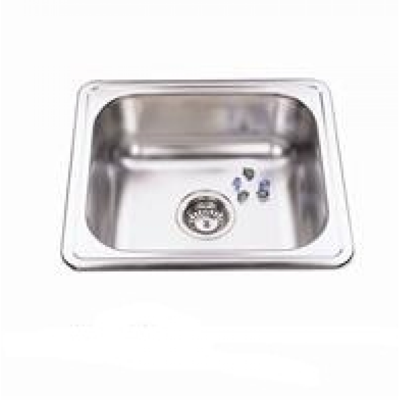 YH121C Drop In Kitchen Sink 490*440*180mm