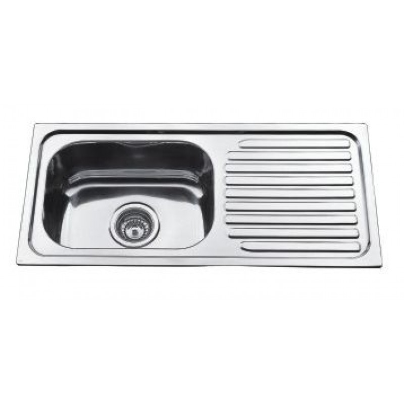NH327S Kitchen Sink 760*360*155mm