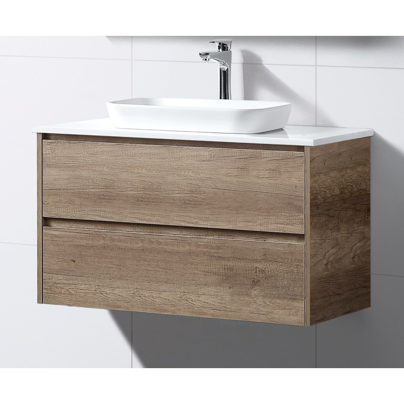 TB872 Semi-insert basin 530*340mm
