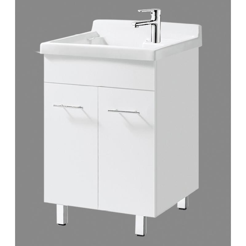 SL650 PVC Laundry Tub 615*555mm